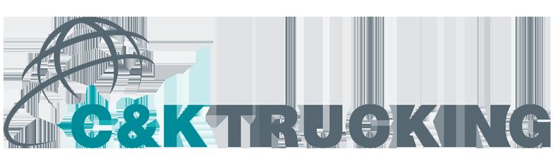 C&K Trucking Logo